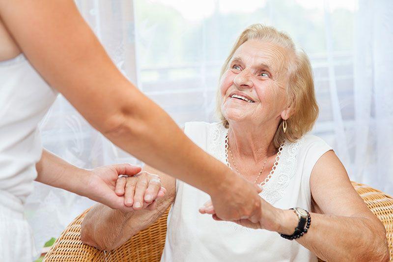 Kückens Seniorenzentrum Berne Pflegekonzept